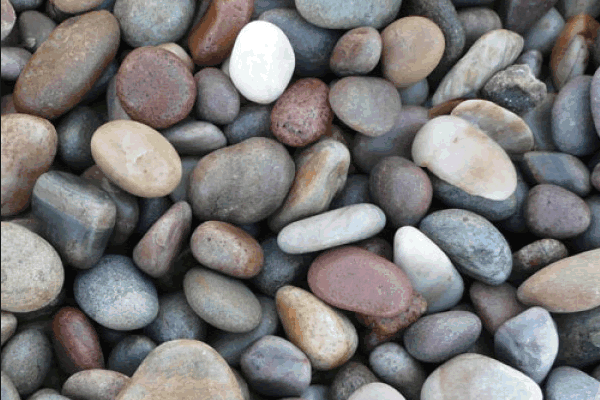 Scottish Pebbles and Cobbles 	30-50mm